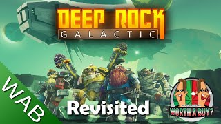 Deep Rock Galactic Review (revisited) - Is it still Worthabuy?
