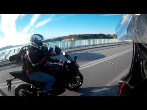 Yamaha R25 vs Ninja 250sl City ride ( Adana şehir turu )