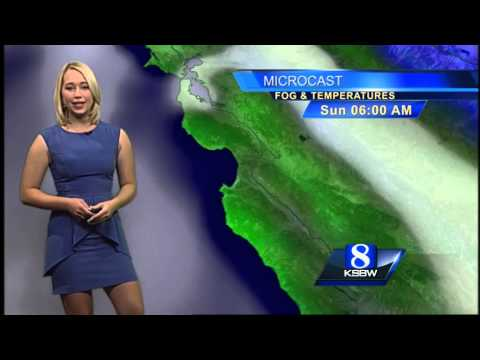 Start your Saturday with KSBW Weather from Tracy 1.31.15