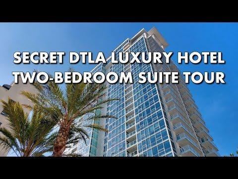 CHECK OUT DTLA'S SECRET LUXURY HOTEL - LEVEL