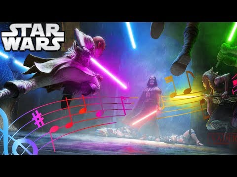 Vaders Overture  Most Beautiful Fan Made Star Wars Music WOW!!  Star Wars Theory Vader Fan Film
