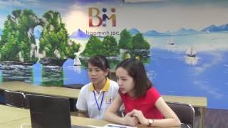 Phỏng vấn Skype lao động Thái Thị Hoa- Cổng thông tin tư vấn xuất khẩu lao động Bảo Minh