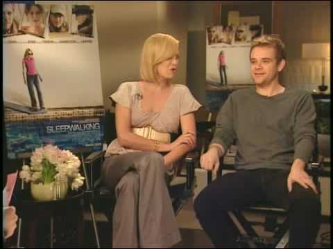 Charlize Theron and Nick Stahl 2008