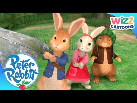 Peter Rabbit | Frantic Frog | Action-Packed Adventures | Wizz Cartoons
