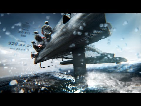 World Feed opening titles for the 35th AMERICA'S CUP World Series / 2015 - 2017
