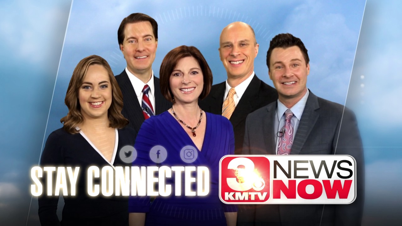 Kmtv 3 News Now Weather Team Image Spot Youtube