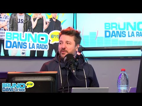 Il est où le bonheur (20/03/2018) - Bruno dans la Radio