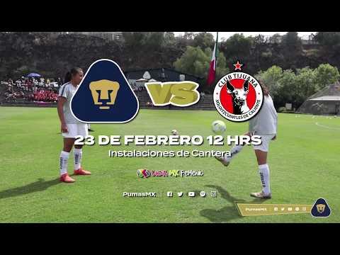 CL2019 I Color Liga MX Femenil I Pumas vs Tijuana