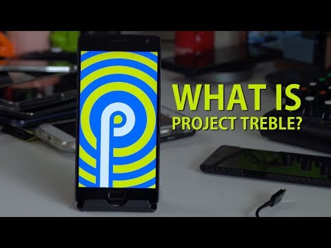 What is Project Treble for Android? - YouTube