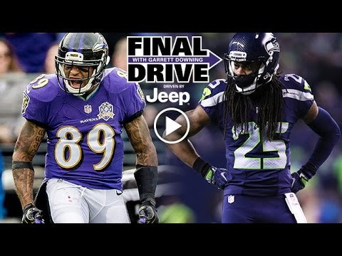Richard Sherman And Other DBs React To Steve Smith