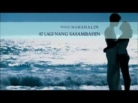 Hanggang sa Dulo ng Walang Hanggan Lyrics HD - Gary Valenciano