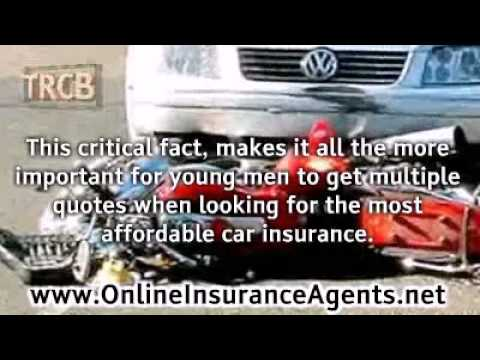 Car Insurance for a 22 Year Old Male