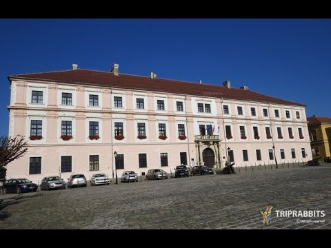 J  J  Strossmayer University Old town (Osijek)