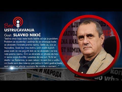 BEZ USTRUČAVANJA - Slavko Nikić: Albanci će iscenirati neki zločin i optužiti Srbe!