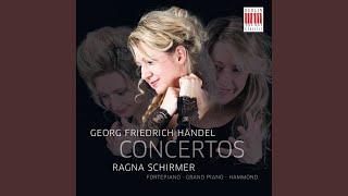 Concerto No. 2 in A Major, Op. 7, HWV 307: III. Ad libitum: Lento, quasi improvisando