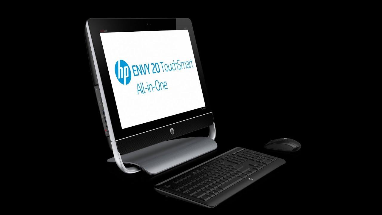 Drivers HP ENVY 20-d038d TouchSmart