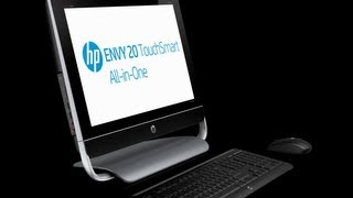 HP Envy 20 & 23 TouchSmart Hands-on