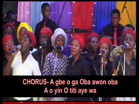 A gbe o ga by Youth Choir of CAC Living Sanctuary (27-11-2016)