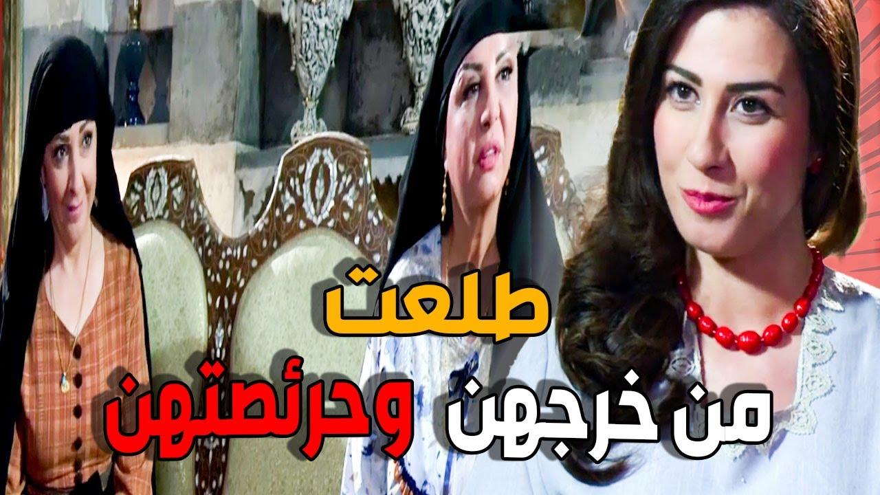 ناديا قصفت جبهة فريال وام بشير ام لسان بسبع شطلات ولي على عيونا شوفوا شو بدا