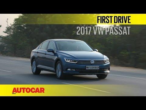 2017 Volkswagen Passat | First Drive | Autocar India