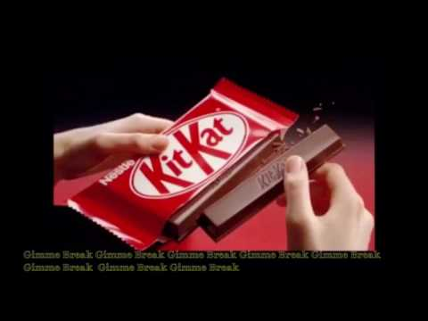 Kit Kat Jingle By Coko Korinne (Karaoke)