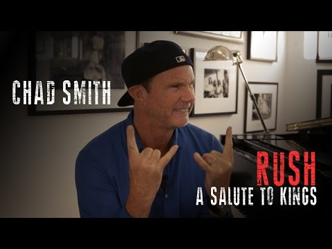 Chad Smith on 2112  A Salute to Kings