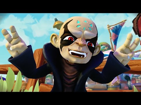 Skylanders: Trap Team - Mirror Of Mystery - Part 40