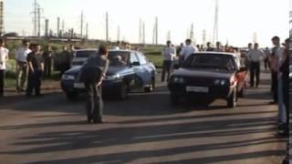 Бешенные российские авто (уличные гонки)