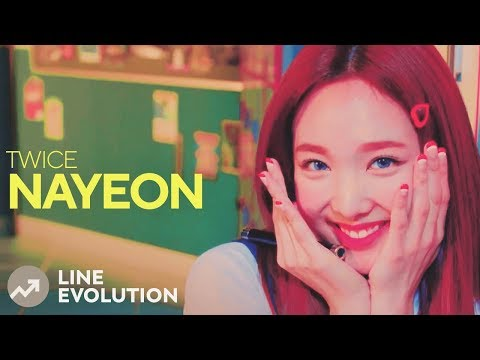 TWICE - NAYEON (Line Evolution)
