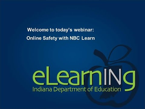 Online Safety with NBC Learn