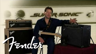 Fender® Super-Sonic™ Amplifier Demo | Fender