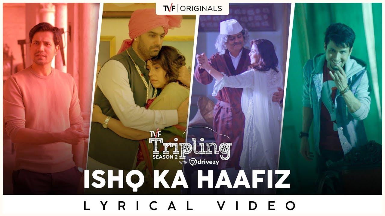 Ishq Ka Haafiz   Nilotpal Bora   Hussain Haidry   Tripling S2 with Drivezy   Lyrical Music Video