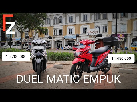 SUZUKI NEX II VS ADDRESS, PILIH MANA?