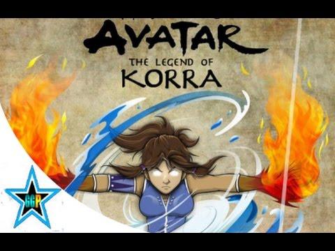 A Lenda De Korra Ep 1 O Grande Sequestro Ao Avatar Youtube