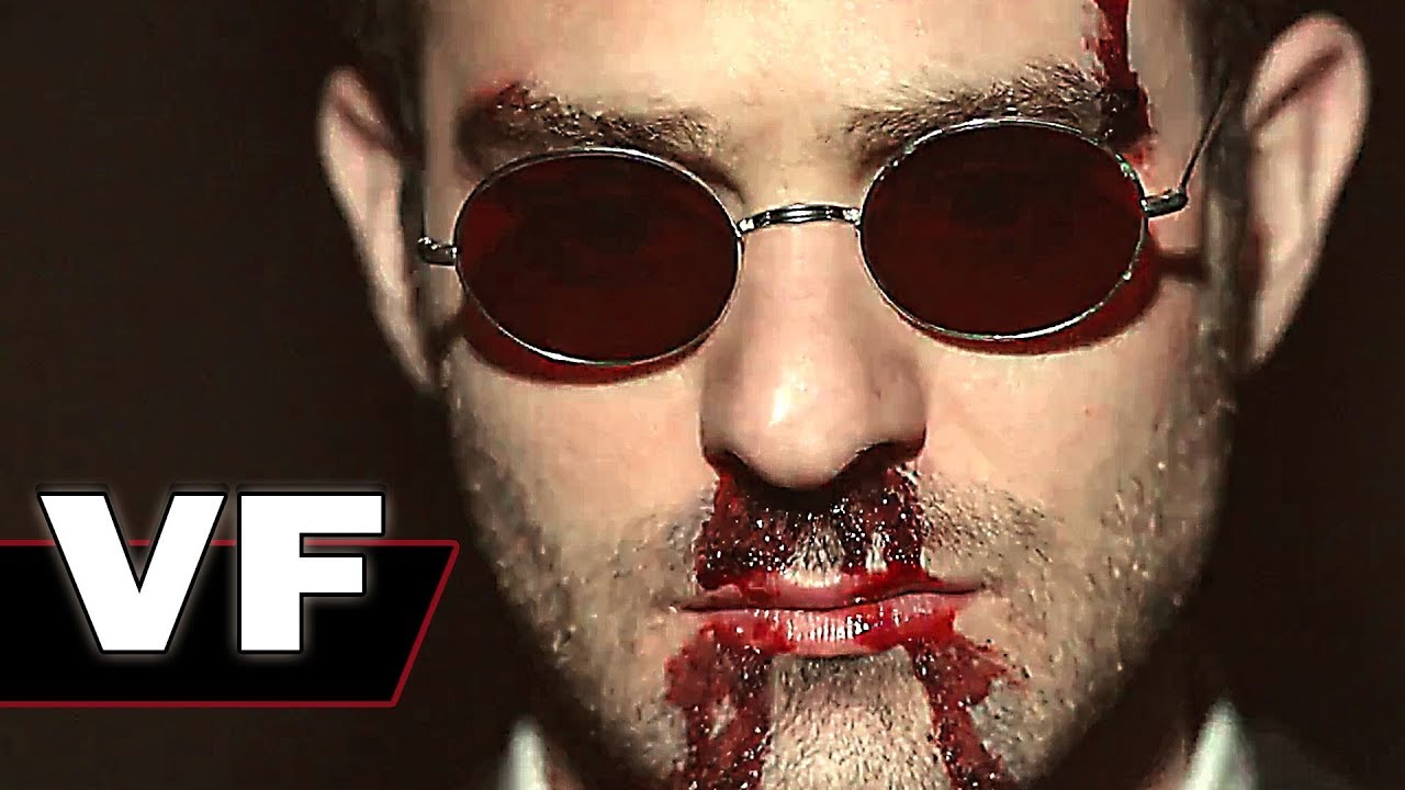 DAREDEVIL Saison 3 Bande Annonce VF (Netflix 2018)