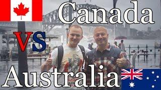 Иммиграция Австралия или Канада?