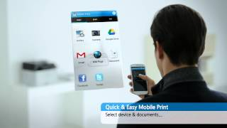 Samsung Mobile Print- Quick & Easy Mobile Print