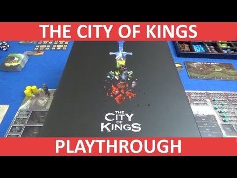 The City of Kings - Playthrough - slickerdrips