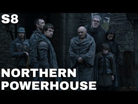 The Future of Winterfell Foreshadowed! - Game of Thrones Season 8 (End Game Theories)