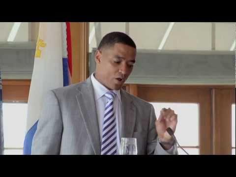 WTCNO - U.S. Representative Cedric Richmond - Funding Our Ports