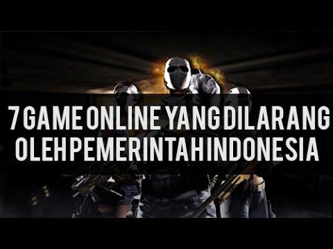 7 Game Online yang Dilarang oleh Pemerintah Indonesia