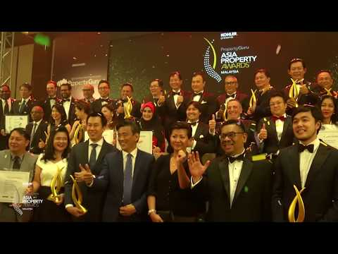 PropertyGuru Asia Property Awards (Malaysia) 2017: Highlights, Interviews, Best Moments