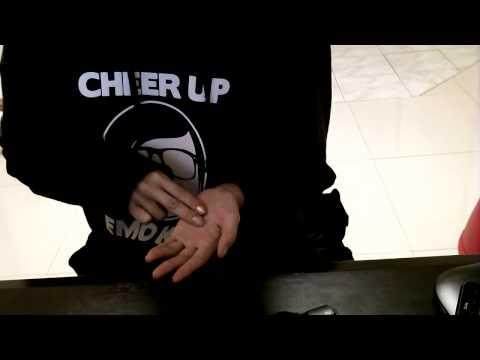 Auslan (Australian Sign Language) Alphabet