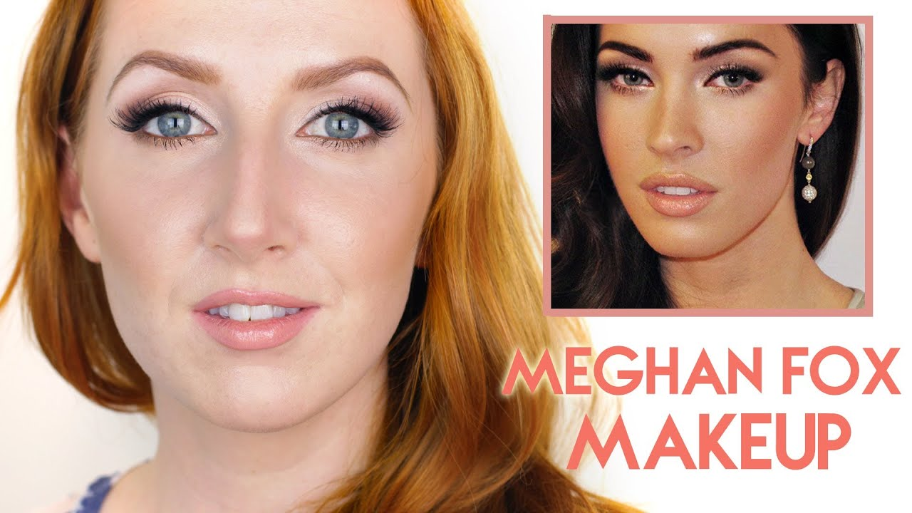 Megan fox inspired bridal makeup youtube megan fox inspired bridal makeup baditri Images