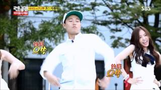 "Gary Dancing ""NoNoNo"" With A Pink!"