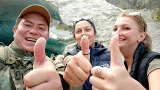 Цейский ледник Самый мощный ледник Северная Осетия Обзор маршрута