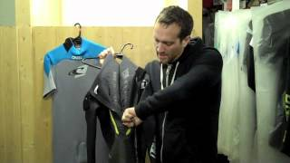 ONeill Gooru Summer Wetsuit Series Review 2012