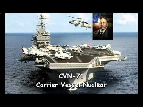 Nuclear Powered Aircraft Carriers Largest Nuclear Powered Aircraft Carriers