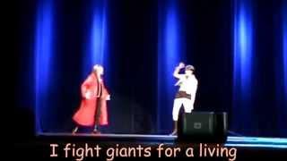 Fanime 2014: Epic Rap Battles of Anime: Edward Elric vs. Ere...