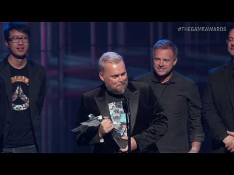 The Game Awards 2016 - Game of the Year Winner